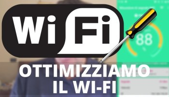 ottimizzare wifi