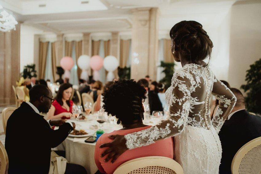 Sirmione Wedding photographer villa cortine marriage dinner