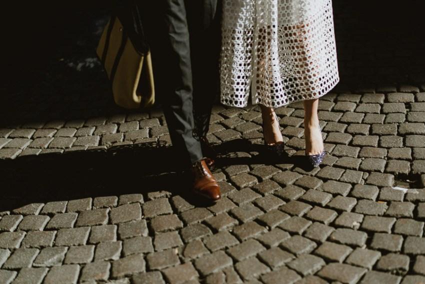 Pre Wedding Photography Italy Tuscany best light city portrait