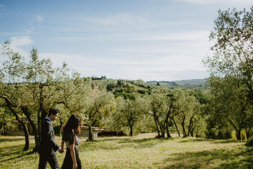Pre Wedding Photography Italy tuscan countryside lifestyle fine