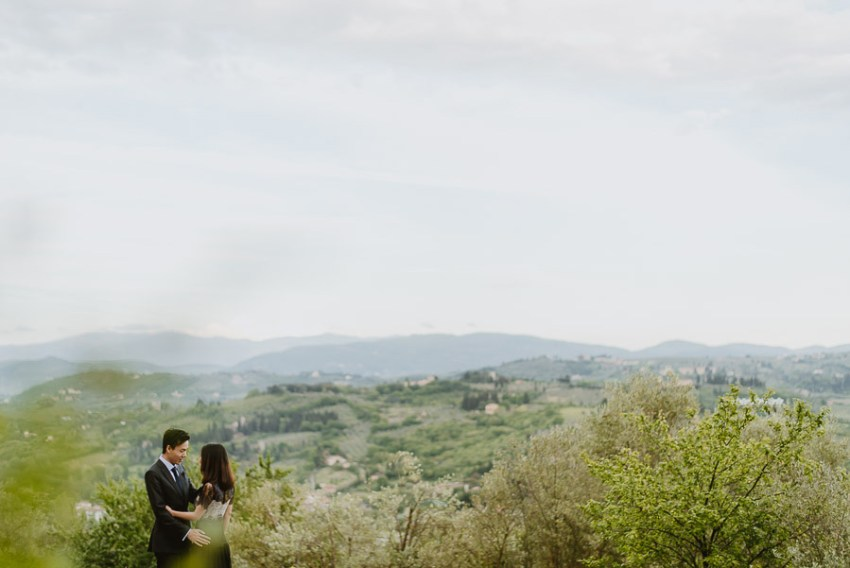 Pre Wedding Photography Italy tuscan countryside lifestyle laid