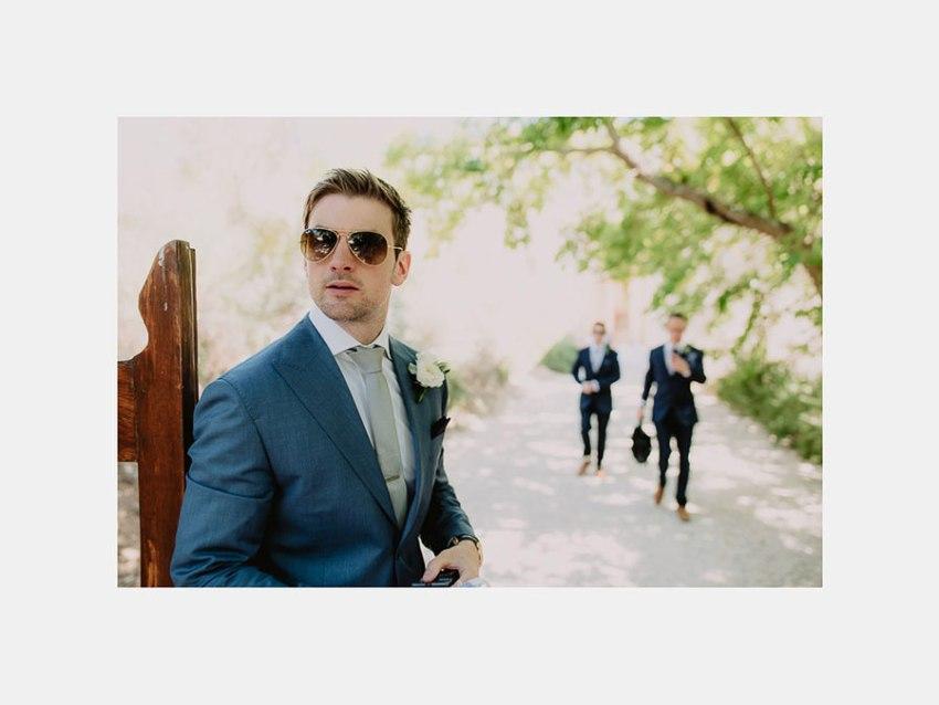 fairytale wedding italy umbria bride groom getting ready