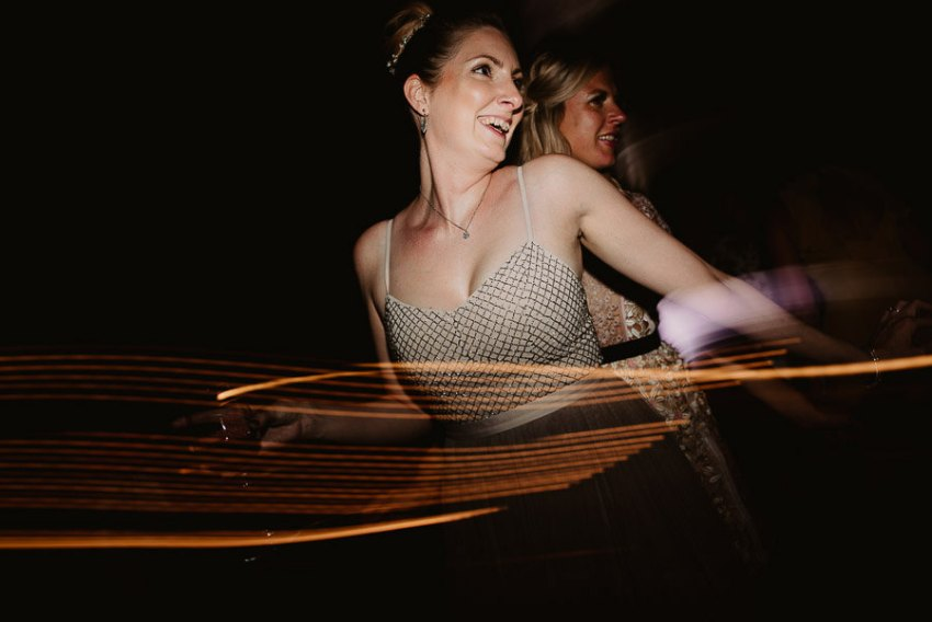 fairytale wedding italy umbria borgo della marmotta dancefloor p
