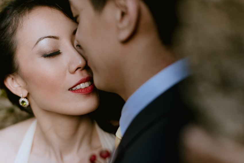 intimate wedding in Tuscany best wedding portrait