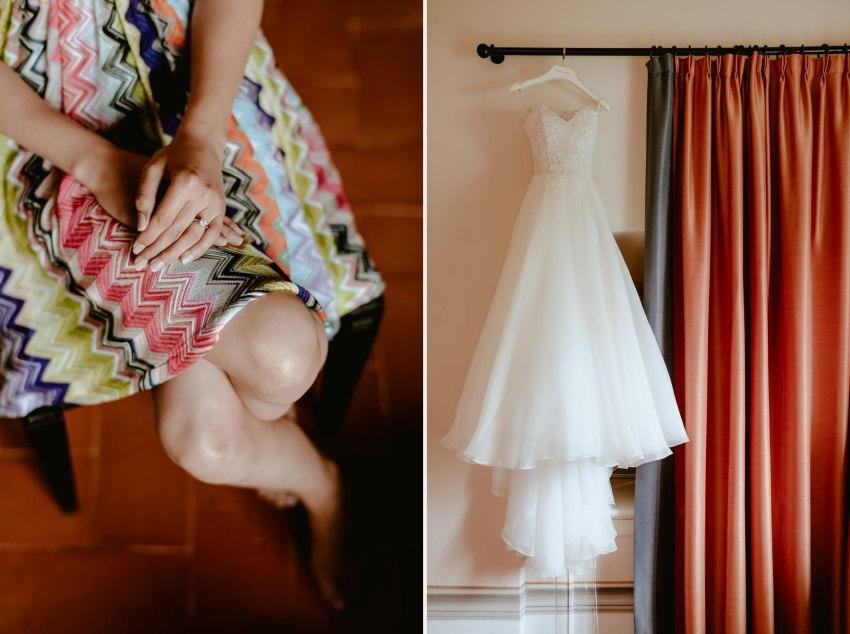 Siena wedding photographer borgo scopeto relais