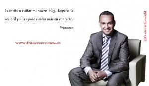 Francesc Romeu Blog