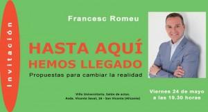 Hasta aquí hemos llegado-2 Francesc Romeu