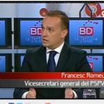 Francesc Romeu PSOE