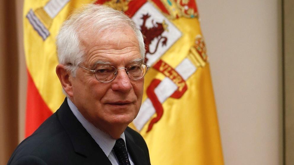 contrarrevolución sin Josep Borrell