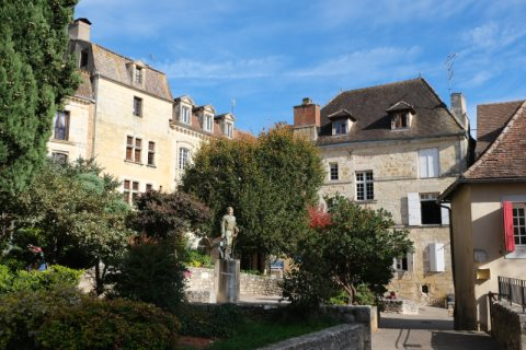 Photo of Bergerac in Dordogne