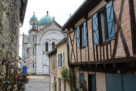 Castelnau Montratier France Lot Midi Pyrenees Tourism