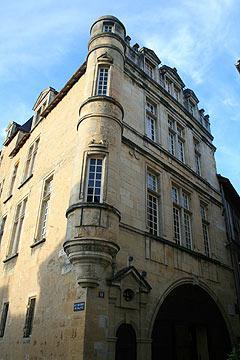 Maison Peyrarade, Bergerac