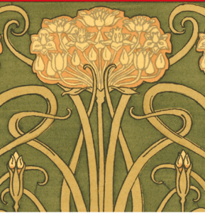 what s on in france art nouveau