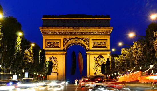 Quartiers De Paris