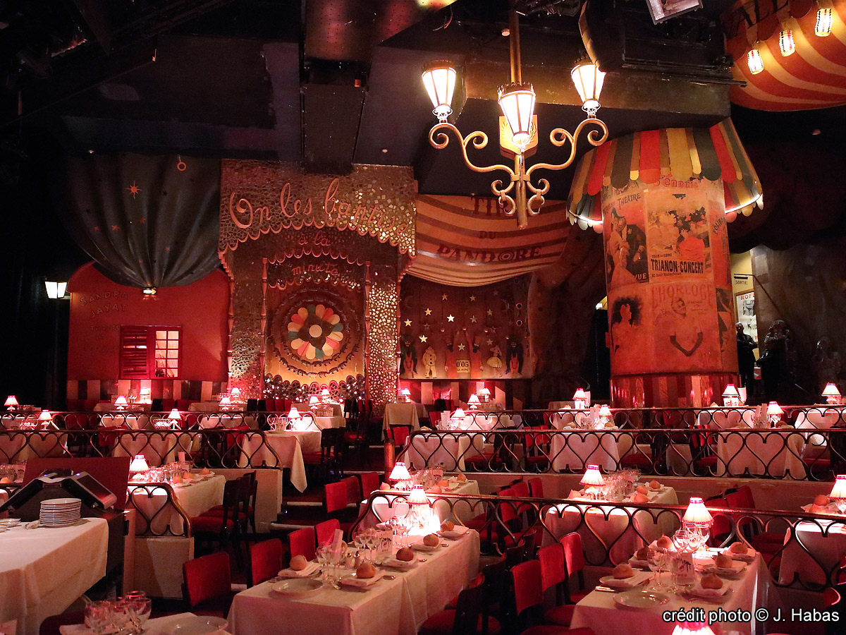 Montmartre Dinner And Moulin Rouge Show