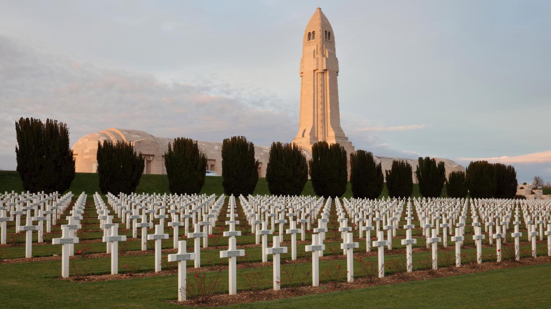 Bataille De Verdun Merkel Et Hollande Aux Commmorations