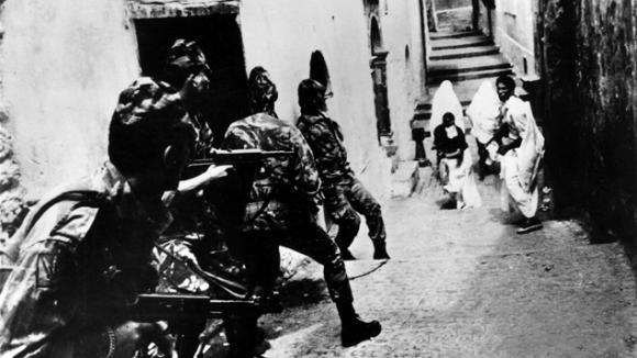Guerre DAlgrie 2 La Bataille DAlger 1957 Et Ses