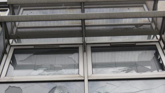 Le lycée Suger de Saint-Denis (Seine-Saint-Denis) a été évacué, mardi 7 mars, après une matinée de violences.