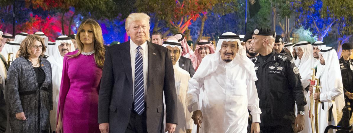 """Résultat de recherche d'images pour """"trump arabie saoudite"""""""