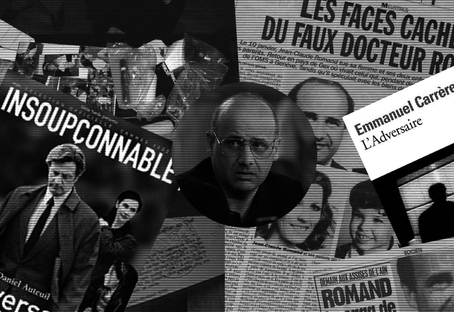 L\'affaire Romand a donné lieu à un procès très médiatique qui s\'est ouvert le 25 juin1996. Elle a également fasciné écrivains et réalisateurs qui s\'en sont emparés.