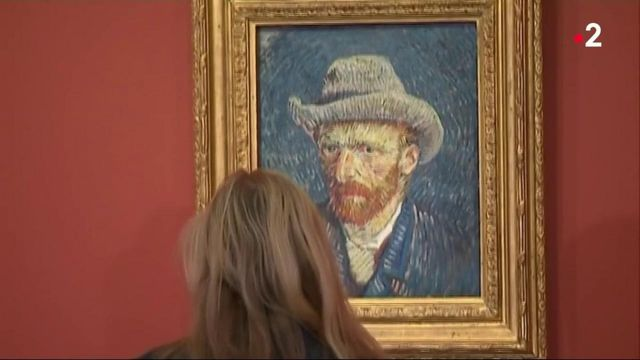 Art: what does the painting by Van Gogh put up for auction in Paris represent?