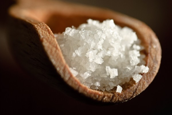 Sea salt from the salt marshes of the Guerande© Olivier Bataille - source: www.flickr.com