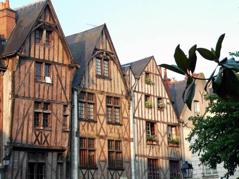 Tours - historic centre