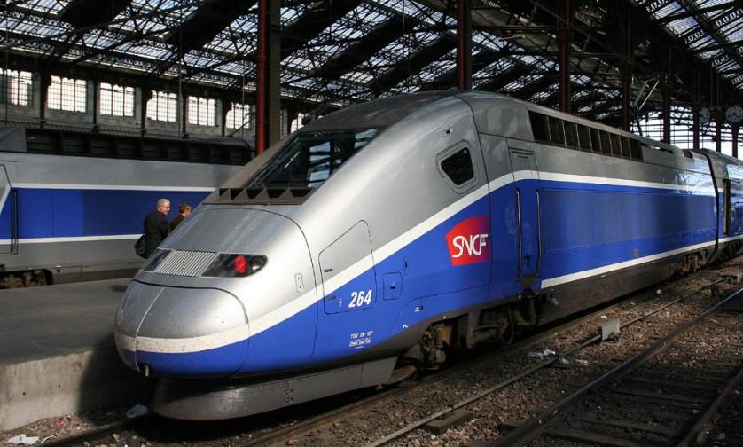 TGV - France by Train