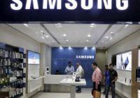 Samsung Smart phones retail Franchise