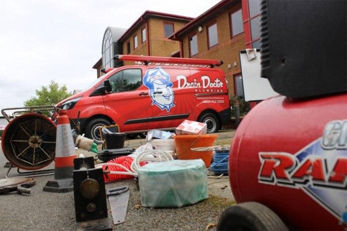 Drain Doctor plumbing 1