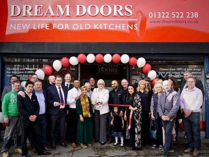 dream doors new franchise