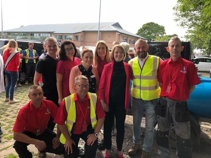 DIY SOS property in North Shields