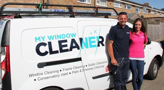 My Window Cleaner welcomes first franchisee
