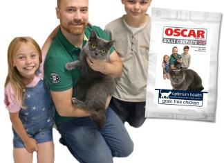 Oscar Grain Free Cat Foods Image