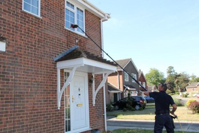 Alan Jarvis - my Window Cleaner