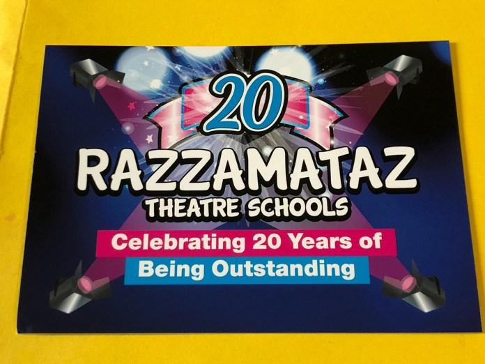 razzamataz 20 years
