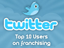 Top 10 franchise twitterers