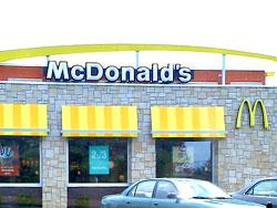 McDonalds New Jersey