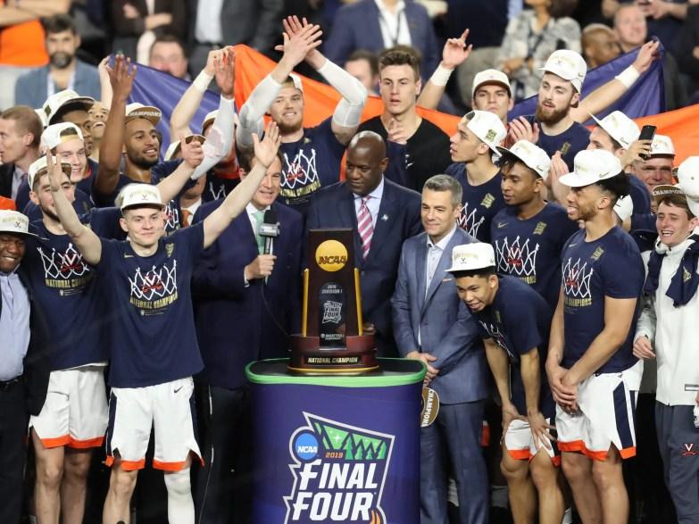 NCAA Basketball Preseason Top 25