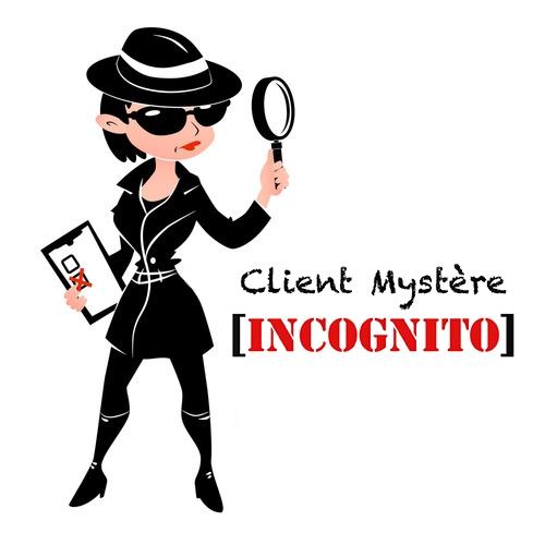 Client Mystère Incognito