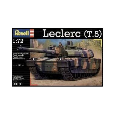 t 5 char leclerc maquette echelle 1 72 revell jeux et jouets modelisme