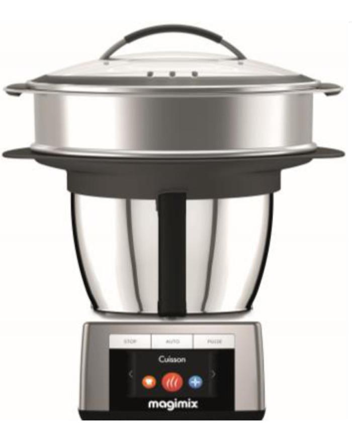 accessoire cuit vapeur xxl du robot cuiseur cook expert