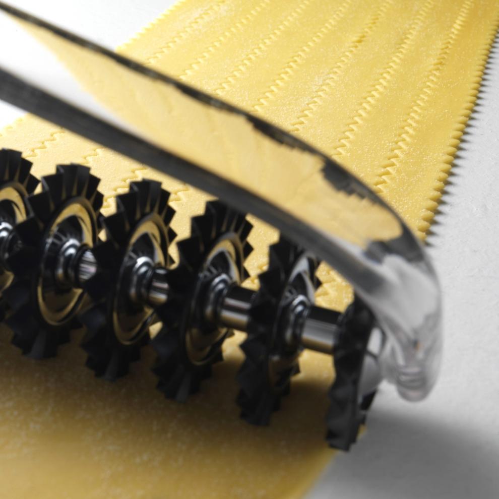 roulette coupe pate pastabike transparent marcato design