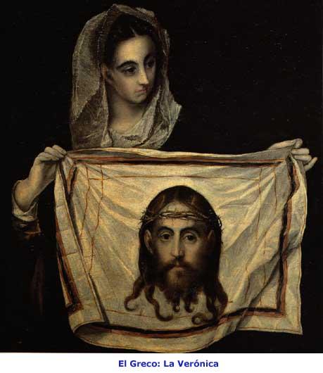 Resultado de imagen de Sexta Estación: LA VERÓNICA LIMPIA EL ROSTRO DE JESÚS