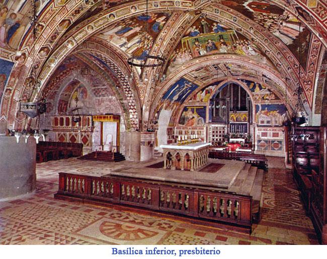 Resultado de imagen de basilica asis san francisco