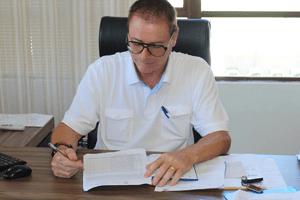 Vice Prefeito Antonio Pedron