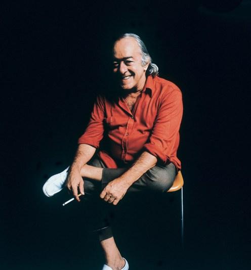Falecido em 1980, Vinícius de Moraes está entre os maiores poetas de todos os tempos do país