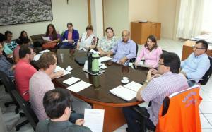 Em reunião com o sindicato dos professores municipais, prefeito Cantelmo Neto apresentou avanços concedidos pela Prefeitura à categoria