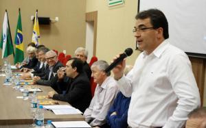 Prefeito Cantelmo Neto acompanhou o evento, na Amsop, e destacou potencialidades da região