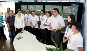 Com a equipe do Departamento de Cultura, o prefeito Cantelmo neto lançou a Virada Cultural e apresentou a programação dos sete dias do evento